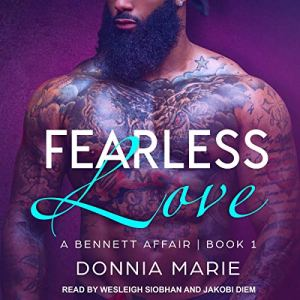 Fearless Love audiobook cover art