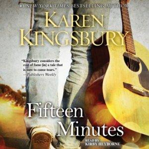 Fifteen Minutes audiobook cover art