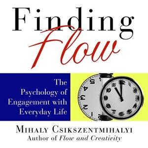 Finding Flow audiobook cover art