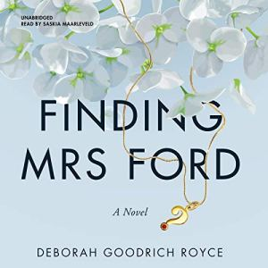 Finding Mrs. Ford audiobook cover art
