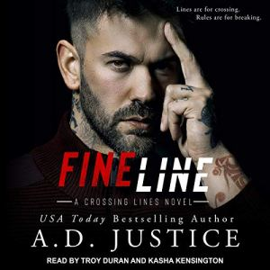 Fine Line audiobook cover art