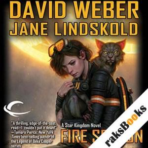 Fire Season audiobook cover art