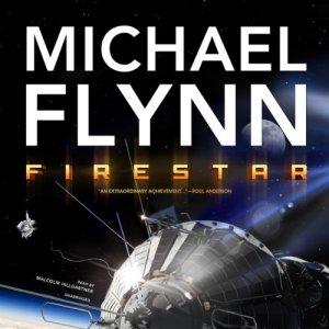 Firestar audiobook cover art