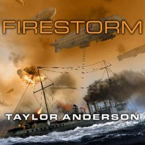 Firestorm audiobook cover art