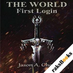 First Login audiobook cover art