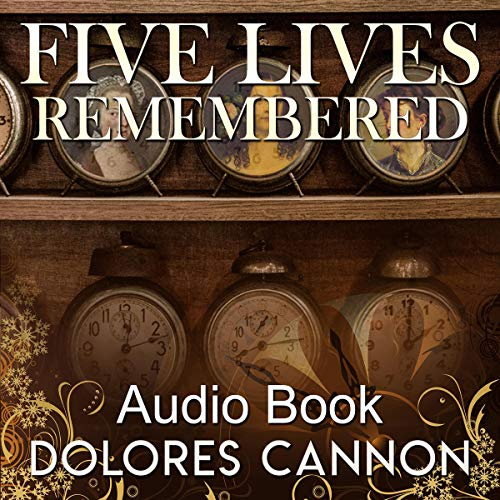 Five Lives Remembered audiobook cover art