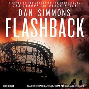 Flashback audiobook cover art