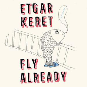 Fly Already audiobook cover art