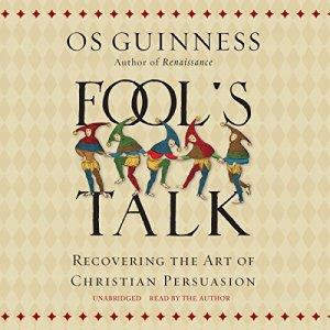 Fool's Talk audiobook cover art
