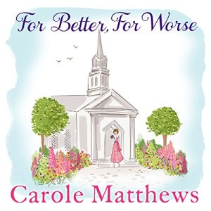 For Better, for Worse audiobook cover art