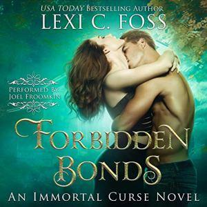 Forbidden Bonds audiobook cover art