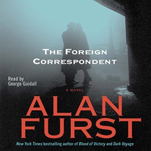 Foreign Correspondent audiobook cover art