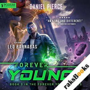 Forever Young 3 audiobook cover art