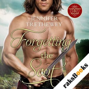 Forgetting the Scot audiobook cover art
