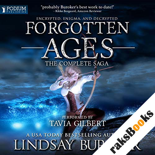 Forgotten Ages audiobook cover art