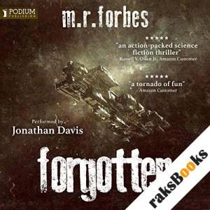 Forgotten audiobook cover art
