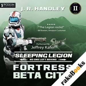 Fortress Beta City audiobook cover art