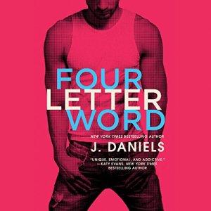 Four Letter Word audiobook cover art