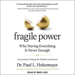 Fragile Power audiobook cover art