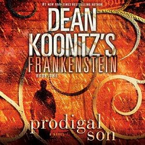 Frankenstein: Prodigal Son audiobook cover art