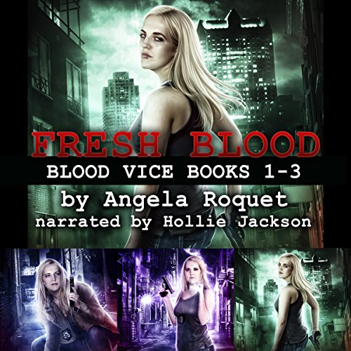 Fresh Blood audiobook cover art