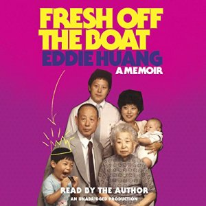 Fresh Off the Boat audiobook cover art