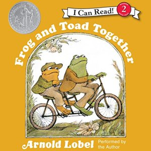 Frog and Toad Together audiobook cover art
