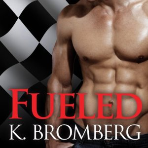 Fueled audiobook cover art