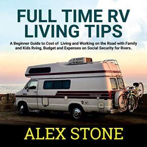 Full Time Rv Living Tips Handbook audiobook cover art
