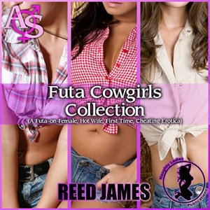 Futa Cowgirls Collection audiobook cover art