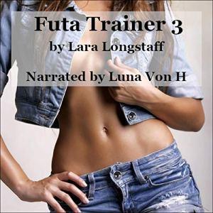 Futa Trainer 3 audiobook cover art