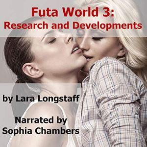 Futa World 3: Research and Developments audiobook cover art