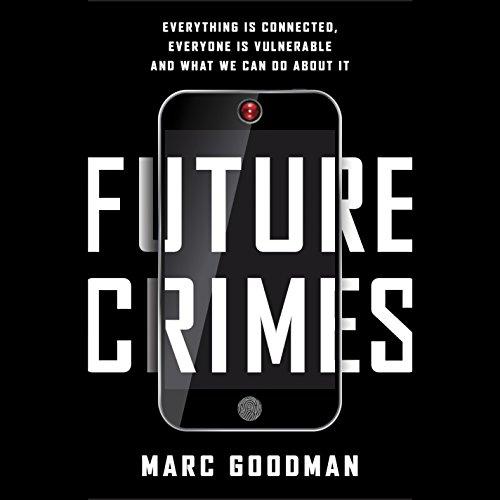 Future Crimes audiobook cover art