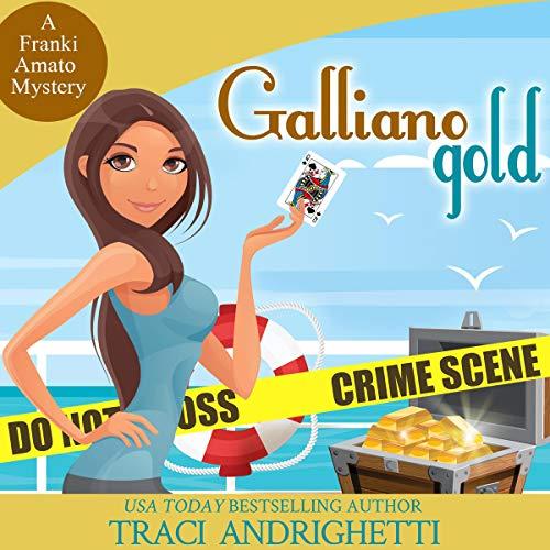 Galliano Gold audiobook cover art