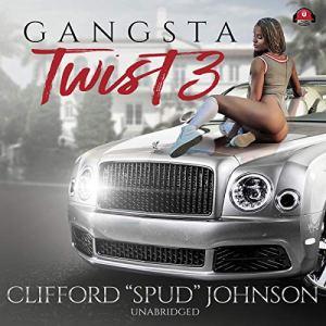 Gangsta Twist 3 audiobook cover art