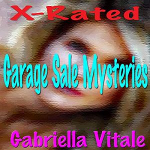 Garage Sale Mysteries audiobook cover art