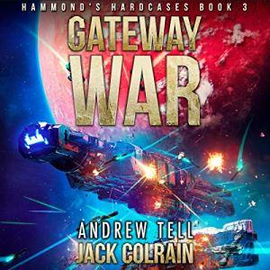 Gateway War audiobook cover art