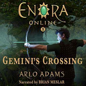 Gemini's Crossing audiobook cover art