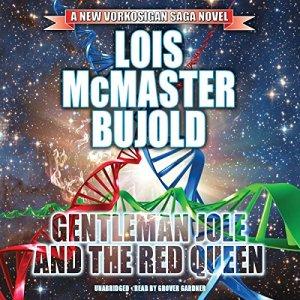Gentleman Jole and the Red Queen audiobook cover art