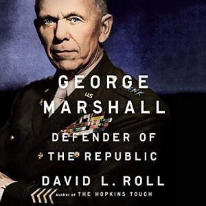 George Marshall audiobook cover art