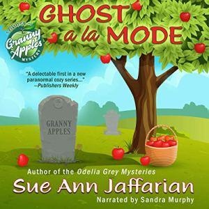 Ghost a la Mode audiobook cover art