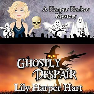 Ghostly Despair audiobook cover art