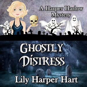 Ghostly Distress audiobook cover art