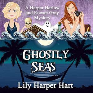 Ghostly Seas audiobook cover art