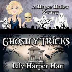 Ghostly Tricks audiobook cover art