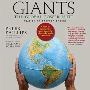 Giants audiobook cover art
