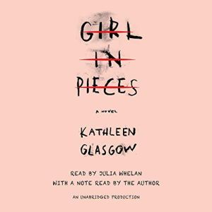 Girl in Pieces audiobook cover art