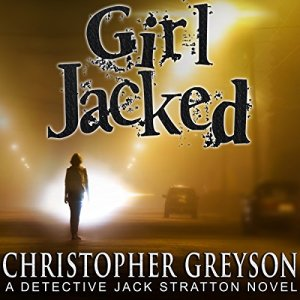 Girl Jacked audiobook cover art