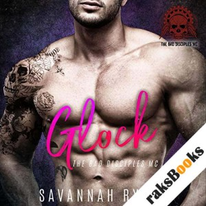 Glock audiobook cover art