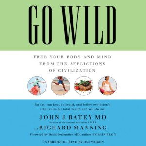 Go Wild audiobook cover art